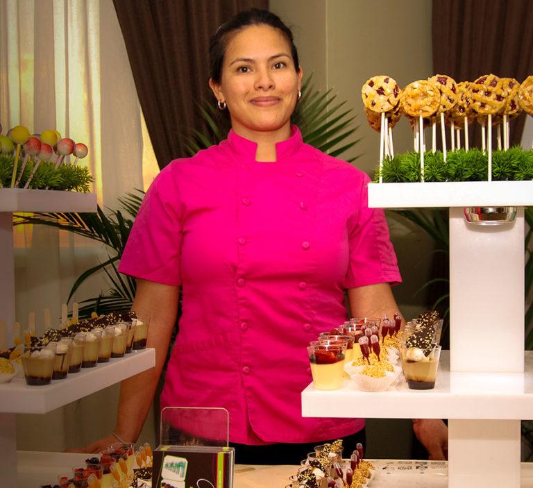 Jenny Risonne Cake Boss